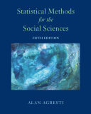 download ebook statistical methods for the social sciences pdf epub