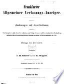 Frankfurter allgemeiner Verlosungsanzeiger