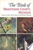 The Birds of Washtenaw County  Michigan