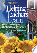 Helping Teachers Learn