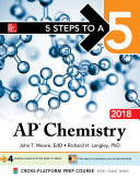 5 Steps to a 5  AP Chemistry 2018