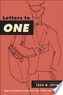 Letters to ONE