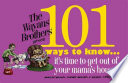 101 Ways to Know It s Time to Get Out of Your Mama s House