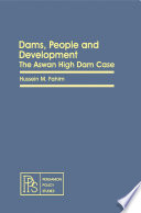Dams People And Development