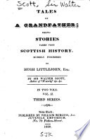 Tales Of A Grandfather book