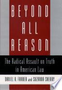 Beyond All Reason Book PDF