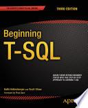 Beginning T SQL