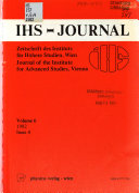 IHS- journal