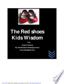 Red Shoes Kids Wisdom From Grany Stories