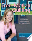 Free Motion Quilting with Angela Walters
