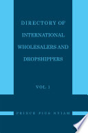 Directory of International Wholesalers and Dropshippers