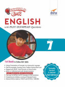 Olympiad Champs English Class 7 with Past Olympiad Questions 2nd Edition