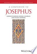 A Companion To Josephus