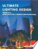 illustration du livre Ultimate Lighting Design