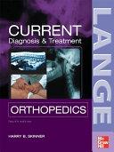 CURRENT Diagnosis   Treatment in Orthopedics  Fourth Edition