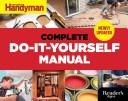 The Complete Do it Yourself Manual Newly Updated