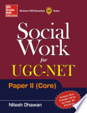 Social Work For Ugc Net Paper Ii Core