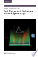 Basic Chemometric Techniques In Atomic Spectroscopy