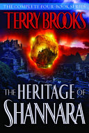 The Heritage of Shannara  the Scions of Shannara Bk  1  the Druid of Shannara Bk  2  the Elf Queen of Shannara Bk  3  the Talismans of Shannara