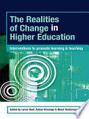 The Realities of Change in Higher Education