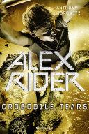 Alex Rider 8  Crocodile Tears