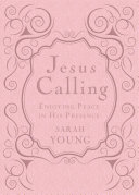 Jesus Calling, with Scripture references Book