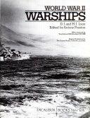 World War Ii Warships book
