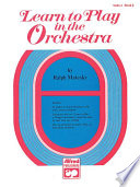 Learn to Play in the Orchestra  Book 2