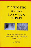 Diagnostic X Ray Layman s Terms