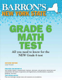 New York State Grade 6 Math Test