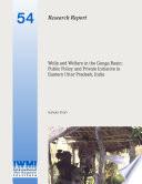 Wells And Welfare In The Ganga Basin