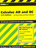 CliffsAP Calculus AB and BC