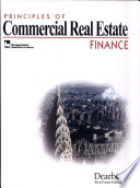 Principles of Commercial Real Estate