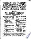 Johann Jacob Rambachs Evangelische Betrachtungen Ueber die Sonn- und Fest-Tags-Evangelia Des gantzen Jahrs