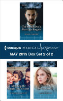 Harlequin Medical Romance May 2019 Box Set 2 Of 2