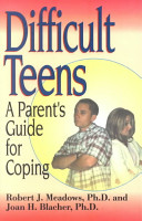 Difficult Teens