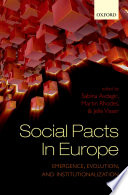 Social Pacts in Europe And Comparative Empirical Study Of New Social Pacts