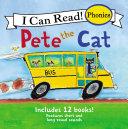 Pete the Cat 12-Book Phonics Fun! Book
