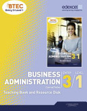 BTEC Entry 3 Level 1 Business Administration