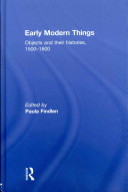 Early Modern Things