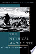 The Mythical Man Month  Anniversary Edition
