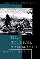 The Mythical Man Month Anniversary Edition book