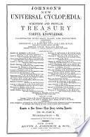 Johnson s New Universal Cyclop  dia