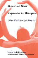 download ebook dance and other expressive art therapies pdf epub