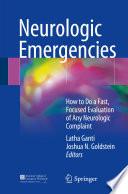 Neurologic Emergencies