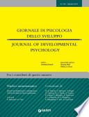 Giornale di Psicologia dello sviluppo   Journal of Developmental Psychology n  100   ottobre 2011
