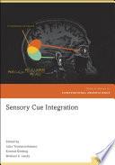 Ebook Sensory Cue Integration Epub Julia Trommershauser Apps Read Mobile