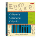 Calligraphy A Complete Kit for Beginners Trilingual