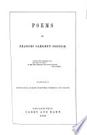 Poems     Illustrated by     Darley  etc