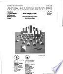 Annual Housing Survey